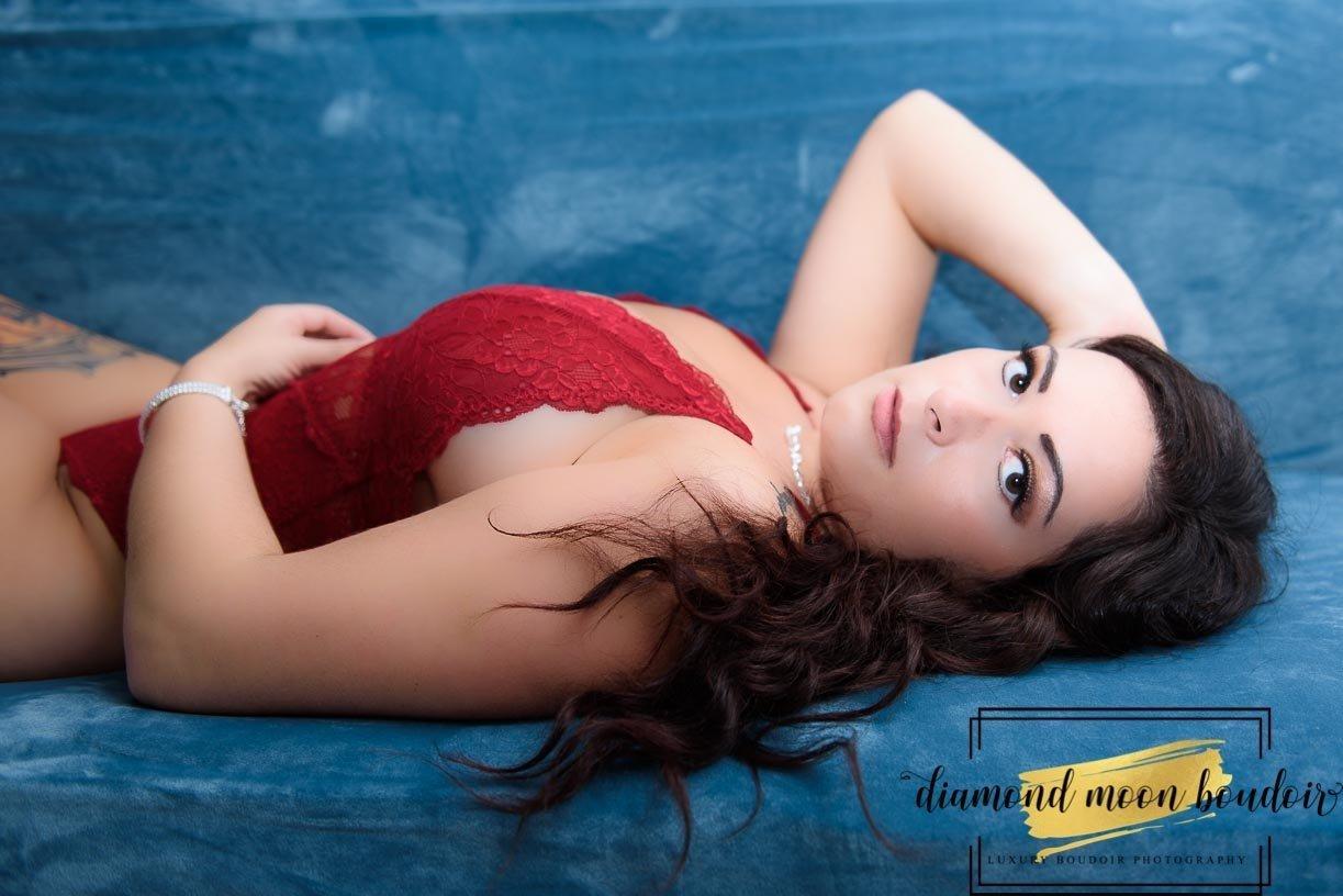 best boudoir photographer